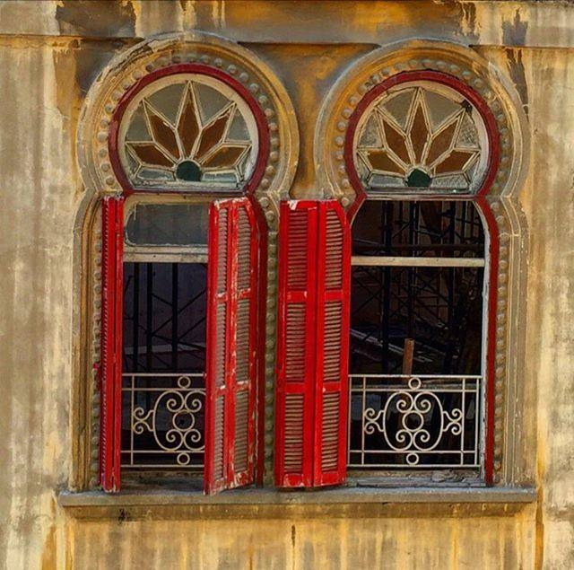 ❤️ Bonjour ❤️ windows architecture architect design designer ... (Mar Mikhael, Beirut)