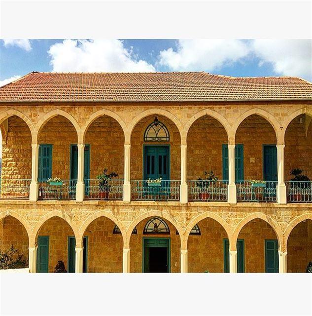 Good morning igers 👋🏼 architecture architecturelovers archilover ... (Deir al Oumara)