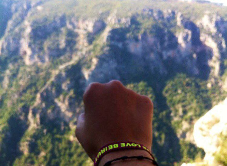 livelovetheworld livelovebeirut enjoyyourlife liveloveadventure 👊🏼 @n (Wadi Annoubin)