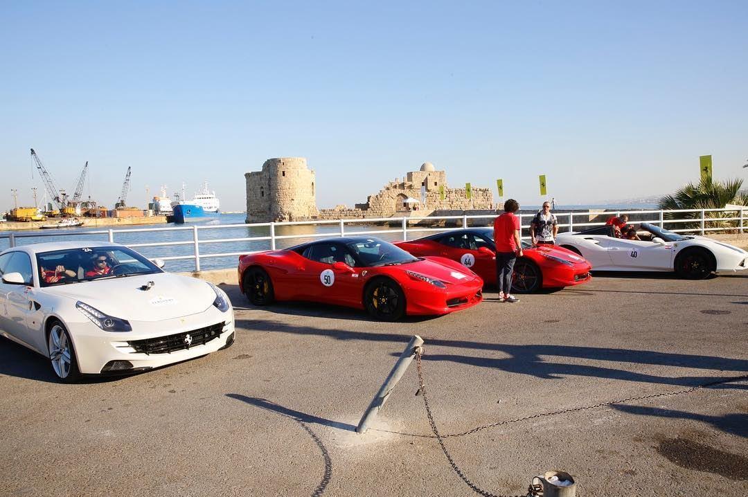 Already at Saida Sea Castle.(Saida The Sea Castle)