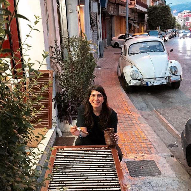 paintup onthestreet painting paint colors allvintage achrafieh ... (Mar Mikhael, Beirut)