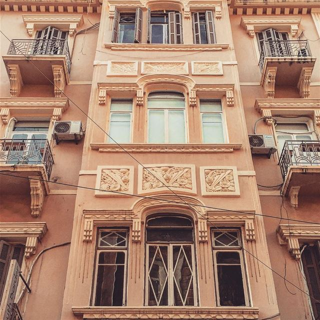 I have a thing for windows.. livelovearchitecture windows archidaily ... (Gemmayze)