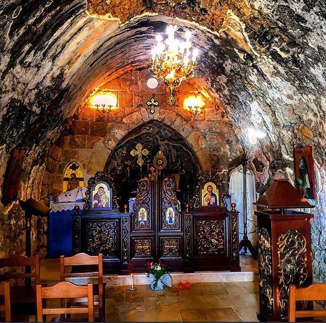 Take me to church ⛪️ picoftheday photooftheday peace place anfeh ... (سيدة الريح أنفه)