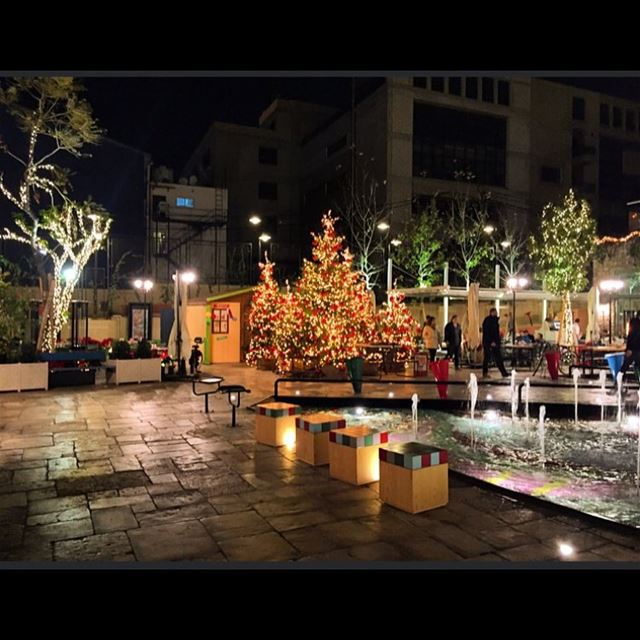 Merry Christmas Everyone🎄🎅🏻❤️ christmasspirit happy happpiness ... (The Village Dbayeh)