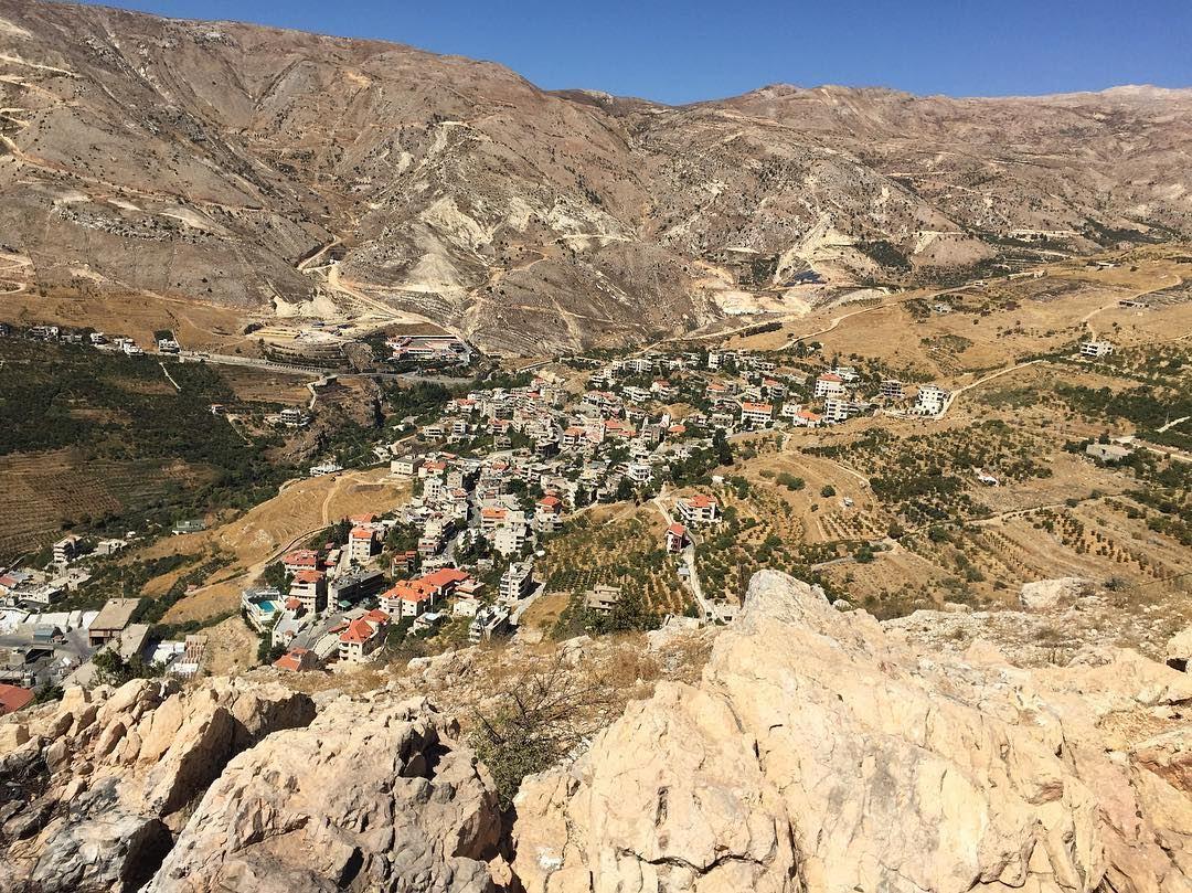 amazing view yesterday hike sunday (Qaa Er Rîm, Béqaa, Lebanon)