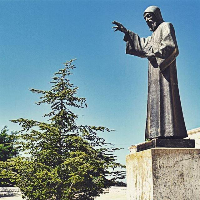 stcharbel marcharbel charbel annaya marmaroun Lebanon saint ...