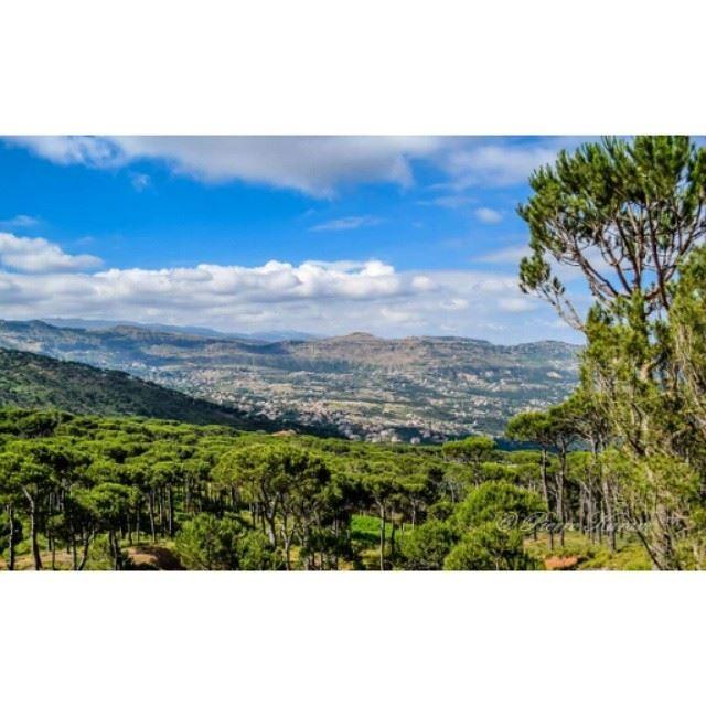 View From qornayel mountain morning Lebanon beirut sky skyporn ...