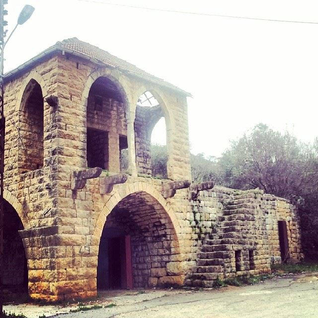 old lebanese house traditional ...