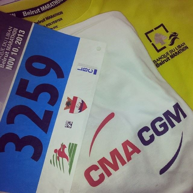 cmacgm cma-cgm cma cgm beirut marathon lebanon ...