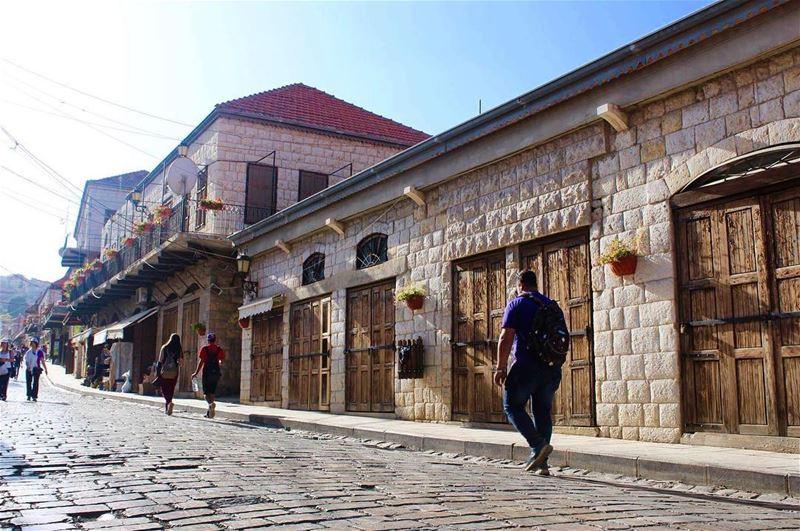rashayaelwadi old road souk lebanese tadrional houses insta_lebanon ... (Rashaya Al Wadi)