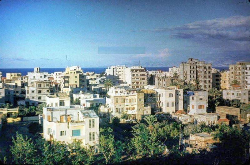 راس بيروت ١٩٥٤ ،#RasBeirut 1954