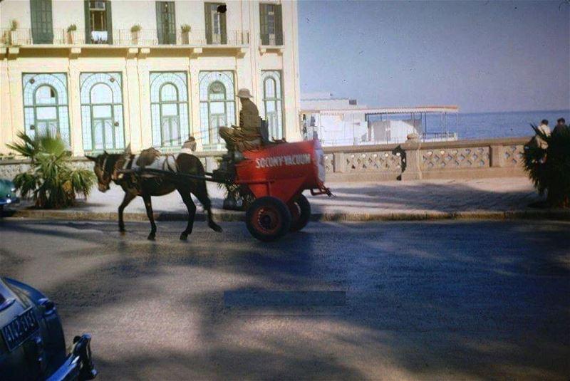 Beirut Zaytoune near New Royal Hotel - 1956