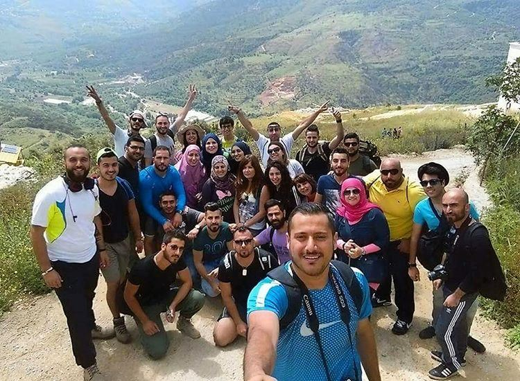 hikers lebanonweekly lebanonspotlights hikingadventures hikingselfie ...
