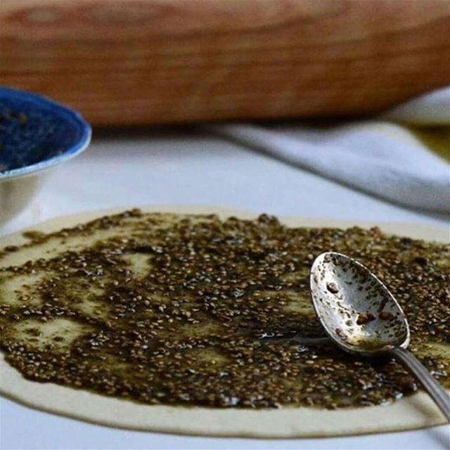 zaatar traditional livelovefood lebanoninstagram ptk_lebanon ...