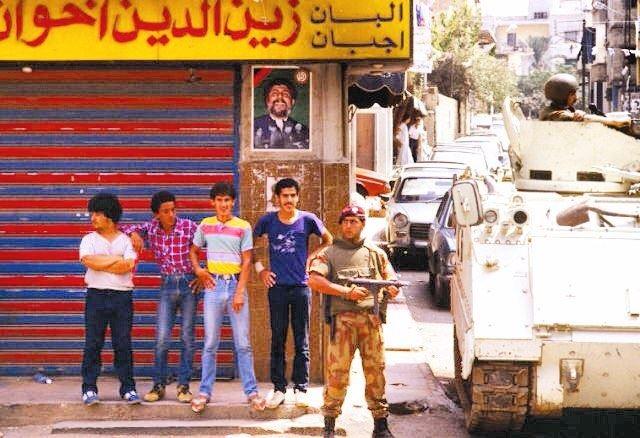 WestBeirut - 1983