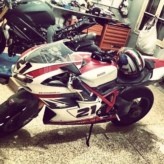 ducati 1098r specialeddition troybayliss eddition masterpiece ...
