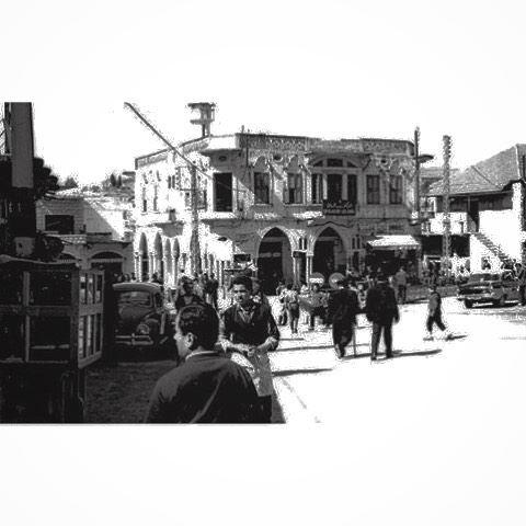 لبنان النبطية عام ١٩٦١