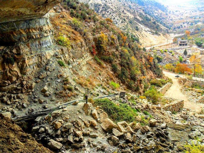 🍂🍁🇱🇧 lebanon lebanon_hdr caving roadtrip igdaily igers nature ... (Afka, Mont-Liban, Lebanon)