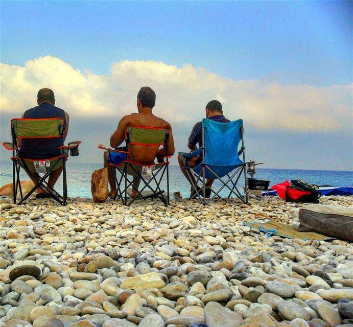 About last summer ❤️ lebanon lebanon_hdr camping campinglife ... (Al Batrun, Liban-Nord, Lebanon)