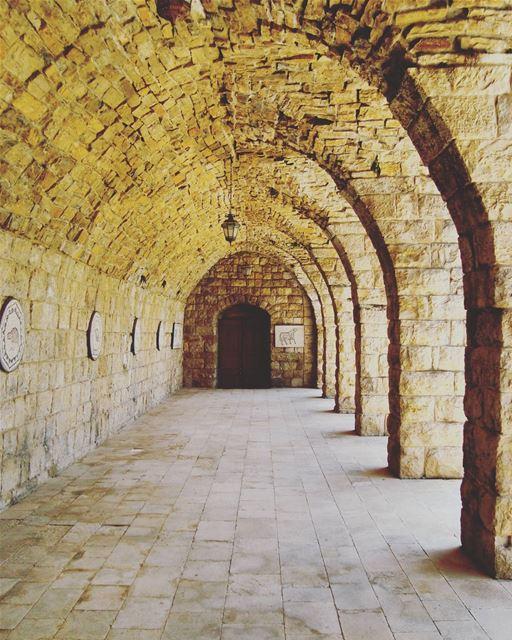 🌲🌎🏰 lebanon beiteddine castle alshouf archilovers achitecture ... (Beiteddine Palace)