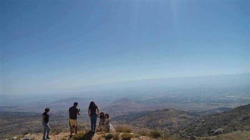 You only live once , but if u do it right once is enough🌲🌄🌎 lebanon ... (Top Of The World: FARAYA)