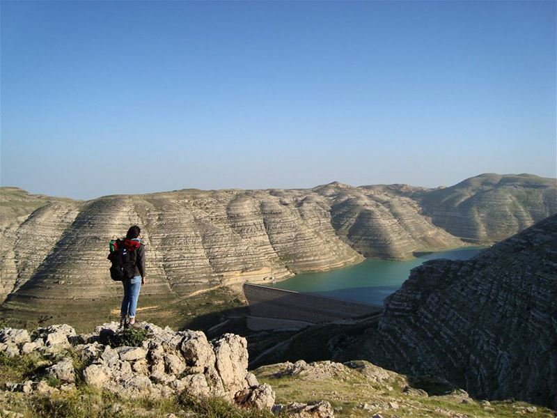lebanon shabrouh faraya hiking roadtrips hikinglife ... (Sadd Shabrouh)