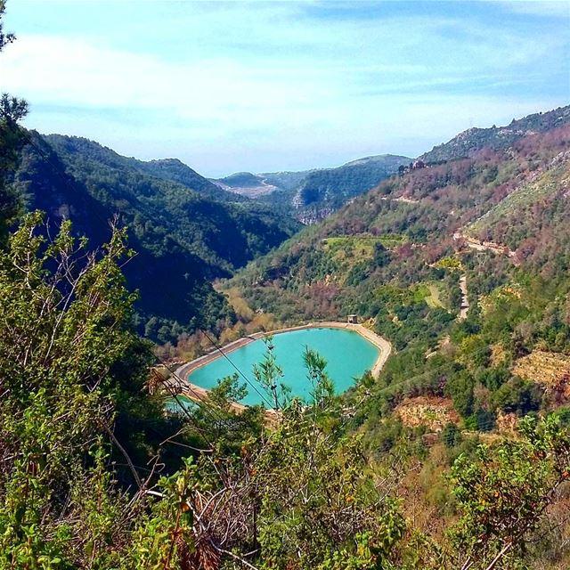 lebanon jezzine aljanub lake nature naturehippys nature_sultans ... (Besre Jezzine)