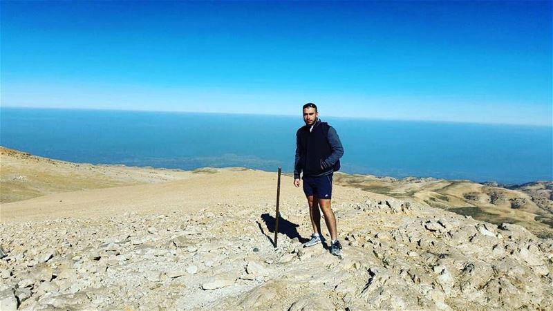 lebanon mountlebanon montliban qornetelsawda highest peak in the ... (Kornet El Sawda)