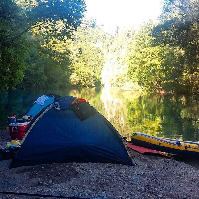 lebanon mountlebanon yahchouch shouwen lake heavenonearth camping ... (Yahchouch Valley - Nahr Ibrahim)