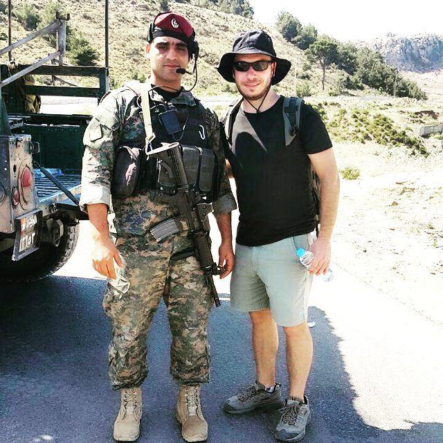 lebanon southlebanon aljanub jezzine bkessine hiking 20km with ...