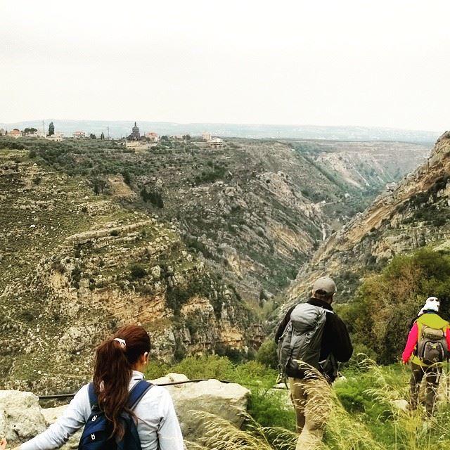 lebanon mountlebanon bcharre kadisha holly valley hiking ... (Kadisha Valley)