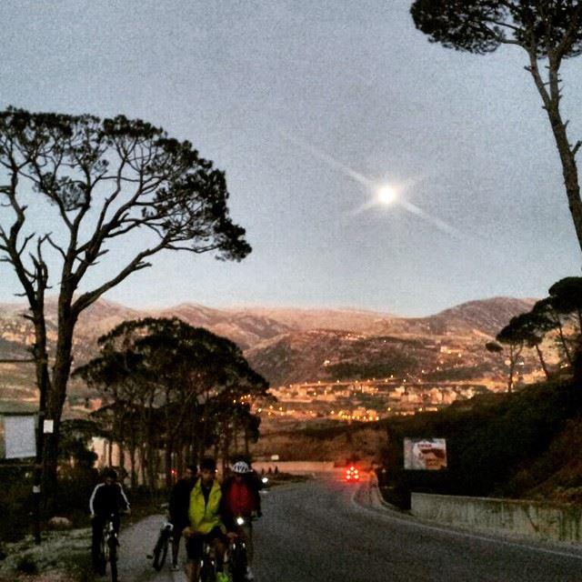 lebanon southlebanon aljanub jezzine jezzinelove ride on bikes ... (Jezzîne, Al Janub, Lebanon)
