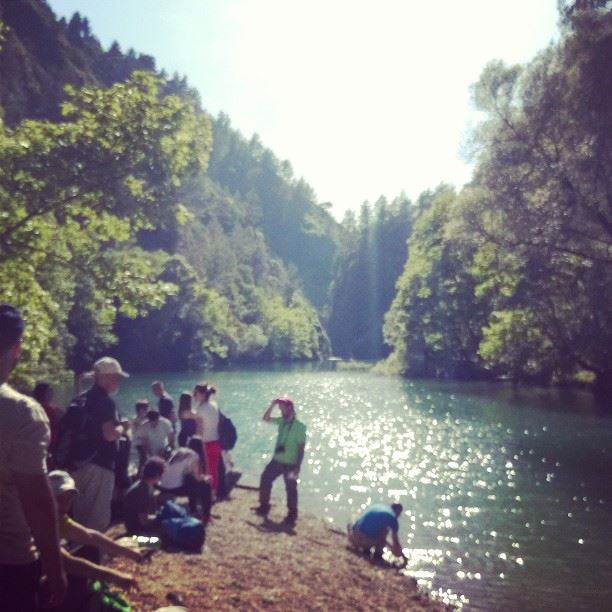 lebanon jroud keserwan mountlebanon yahcouch chouwane lake hiking ...