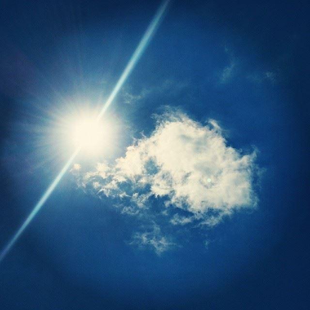 Sun is shining, the weather is sweet. beirut lebanon sunshine ...