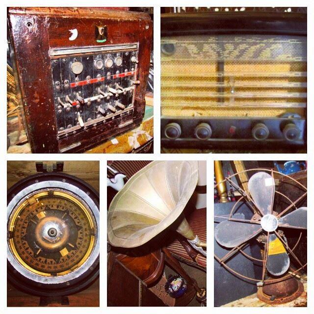 Antique old vintage fan radio antiques lebanon beirut love ...