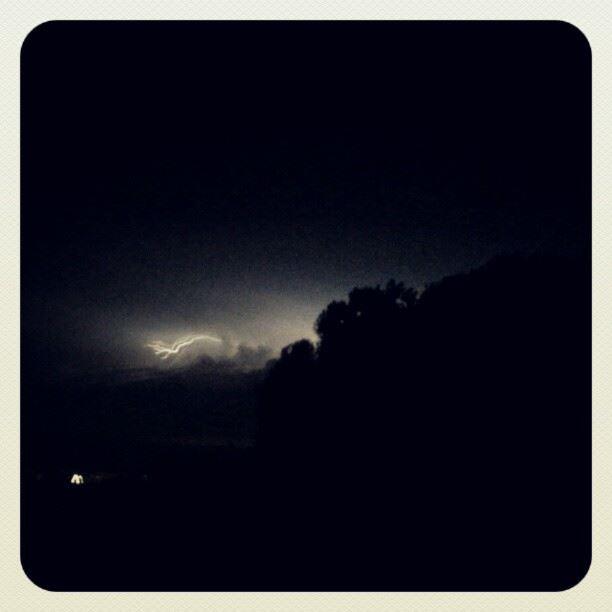 thunder weather stormy nature cold lightning Lebanon ...