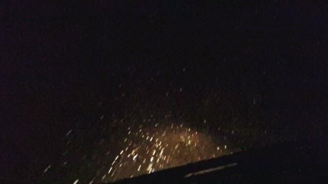 tonight hasbaya mountains freezing cold storm snow snowy friends ...