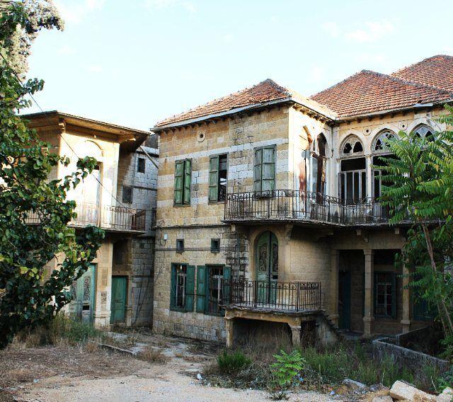 An old house (Marjayoûn, Al Janub, Lebanon)