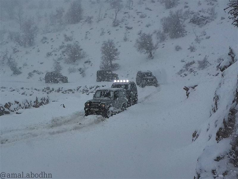 😁 shebba shebbahights hasbaya high top mountains freezing cold ... (جنعم شبعا)