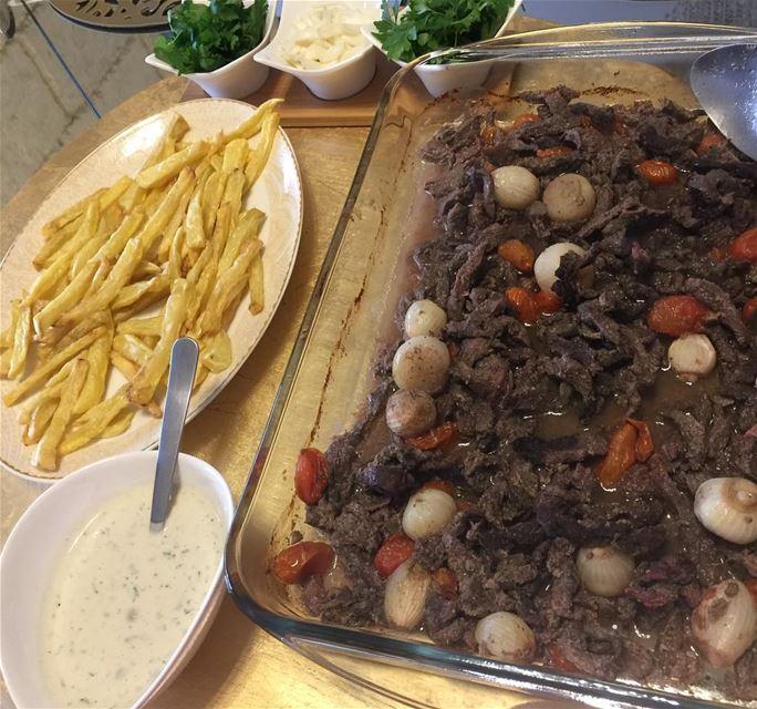 shawarma beef foodporn delicious lebanon like4like potato yummy ...
