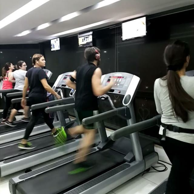 Thats some quality cardio, intervals of speed 20 by my champ assaad at...