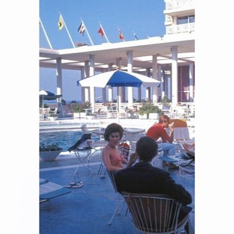 Beirut Phoenicia Hotel - 1970