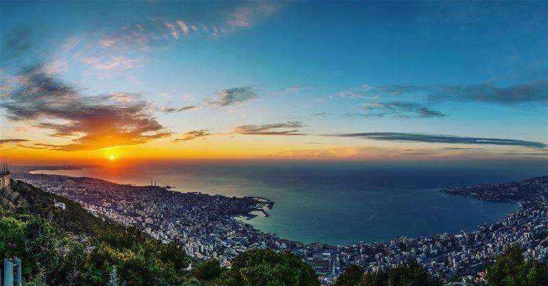 harissa lebanon ... (Harîssa, Mont-Liban, Lebanon)