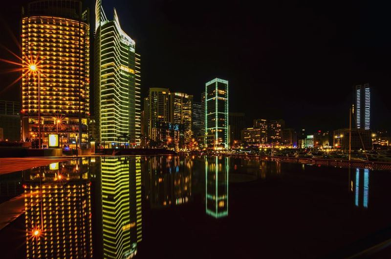 beirut beiruting beirutnightlife livelovebeirut livelovelebanon ... (Zaytona Bay)