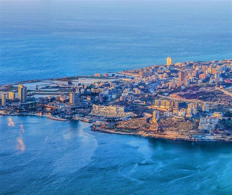 Lebanon aquamarina jounieh jouniehbay livelovelebanon ... (Jounieh - Harissa)
