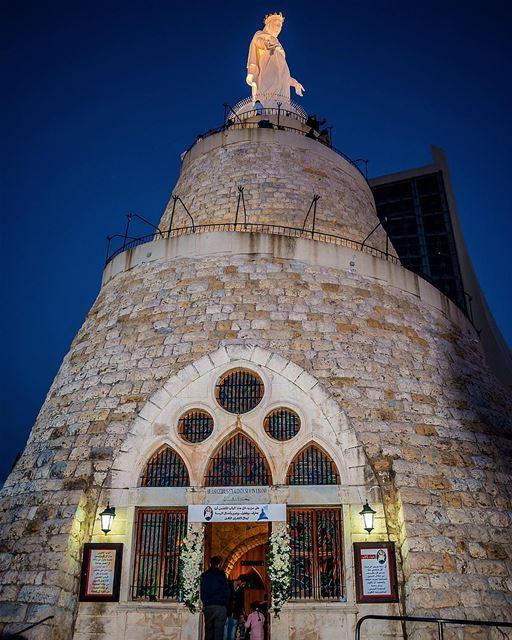 maronite ourladyoflebanon harissa lebanonspotlights lebanon_hdr ... (Harîssa, Mont-Liban, Lebanon)