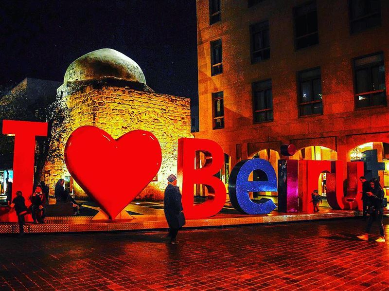 beirut beirutnightlife beirutnights lebanon lebanon_hdr ... (Beirut Souks - Downtown Beirut)