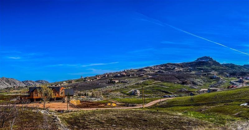 livelovelebanon livelovelaklouk lovelebanon panoramic hdr ... (El Laklouk, Mont-Liban, Lebanon)