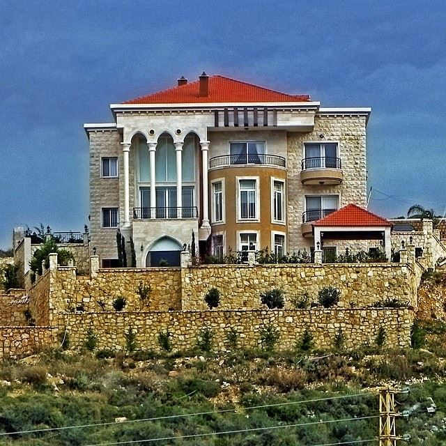lebanon beirut beauty annaya jbeil houses home building ...