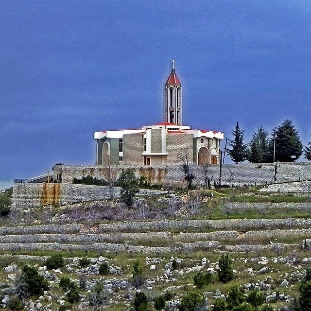 saintcharbel lebanon church catholic ...